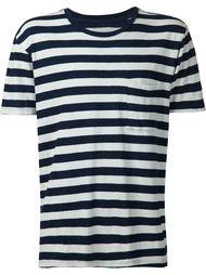 полосатая футболка  Fadeless