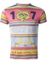 футболка 'Walt' Walter Van Beirendonck Vintage