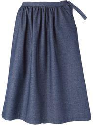 плиссированная юбка  Société Anonyme