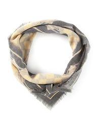 шарф в клетку Biba Vintage