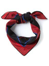 шарф с принтом Givenchy Vintage