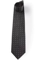 галстук в точку Gianfranco Ferre Vintage