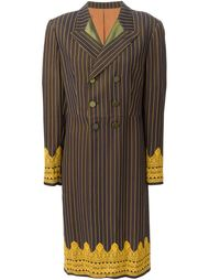пальто 'La Parisienne Punk'  Jean Paul Gaultier Vintage