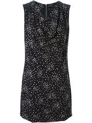 короткое платье 'Benitier' Saint Laurent
