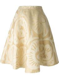 расклешённая юбка Société Anonyme