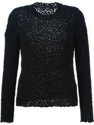 вязаный свитер  Odeeh