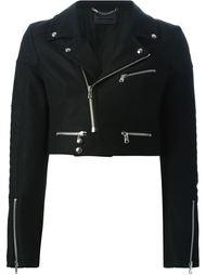 укороченная байкерская куртка  Diesel Black Gold