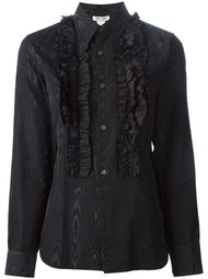рубашка с рюшами Comme Des Garçons Vintage