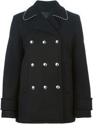 пальто с застежкой на кнопки Alexander Wang