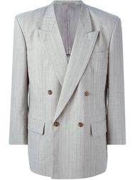 двубортный пиджак  Comme Des Garçons Vintage