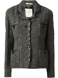 костюм из пиджака и юбки Chanel Vintage