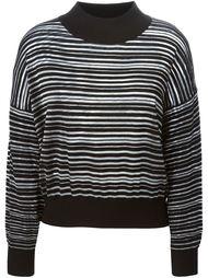 вязаный свитер с узором  Dagmar