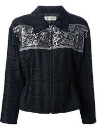 куртка с вышивкой Kansai Yamamoto Vintage