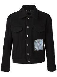 куртка с голографической нашивкой Christian Dada