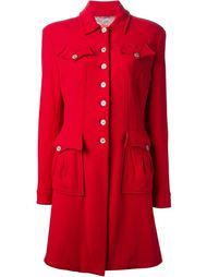 вязаное пальто  Christian Lacroix Vintage