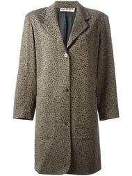 пальто 'Gibbo' Jean Paul Gaultier Vintage