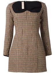 твидовое платье-бюстье Y / Project