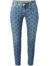 джинсы кроя скинни Stella McCartney