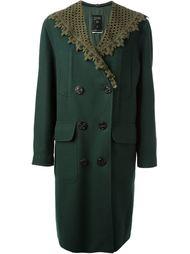 пальто со съёмным воротником Jean Paul Gaultier Vintage
