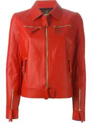 куртка на молнии Roberto Cavalli
