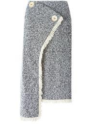 юбка с запахом  John Galliano Vintage