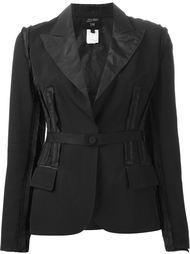 сильно приталенный пиджак  Jean Paul Gaultier Vintage