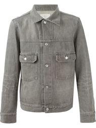 джинсовая куртка с линялым эффектом Helmut Lang Vintage