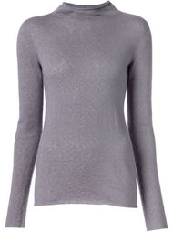 rolled neck sweater The Row