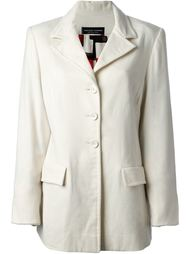 приталенный пиджак Jean Louis Scherrer Vintage