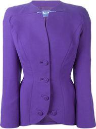 приталенный пиджак Thierry Mugler Vintage