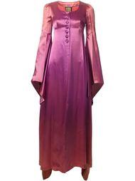 платье с драпировкой Biba Vintage