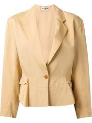пиджак на затяжке Alaïa Vintage