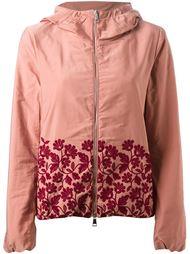 куртка с цветочной вышивкой Moncler