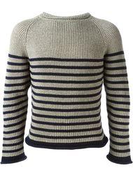 свитер в полоску 'Lurex Matelot'  Jean Paul Gaultier Vintage