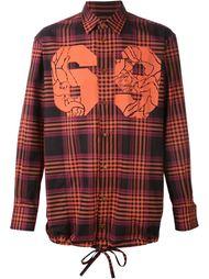 клетчатая рубашка '69' Vivienne Westwood Man