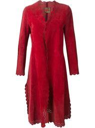пальто с фестонами Roberta  Di Camerino Vintage