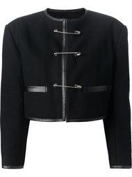 куртка на крупных булавках Jean Paul Gaultier Vintage