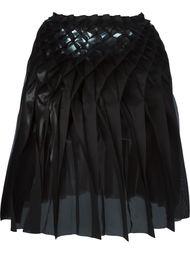 плиссированная юбка-гармошкой Junya Watanabe Comme Des Garçons