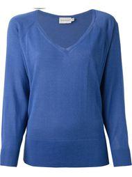 укороченный свободный свитер Moncler