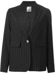 pinstriped blazer Arthur Arbesser