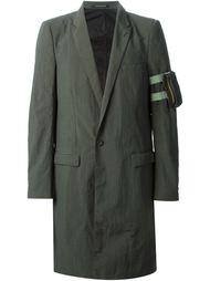 однобортное пальто Nicolas Andreas Taralis