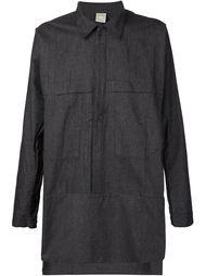полосатая рубашка 'Morion' Jan Jan Van Essche