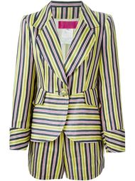 полосатый костюм с шортами Christian Lacroix Vintage