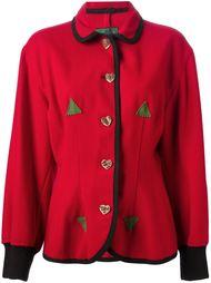 приталенная куртка  Jean Paul Gaultier Vintage