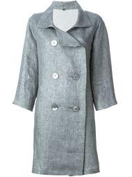 двубортное пальто N_8