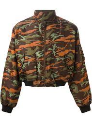 стёганая куртка-бомбер Jean Paul Gaultier Vintage