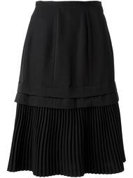 юбка с плиссировкой  Comme Des Garçons Vintage