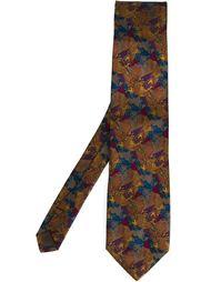 тканый галстук Moschino Vintage