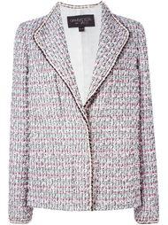твидовый пиджак с застежкой на пуговицы Giambattista Valli