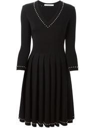 платье с шнуровкой на спине Givenchy